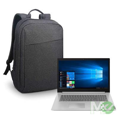 BDL_MM00001399 Ideapad L340 Laptop Bundle w/ Lenovo B210 15.6in Laptop Casual Series Backpack, Black