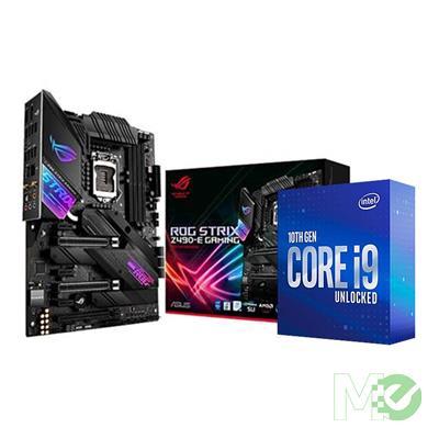 BDL_MM00001591 Core™ i9-10850K Processor Bundle w/ Asus ROG STRIX Z490-E GAMING Motherboard