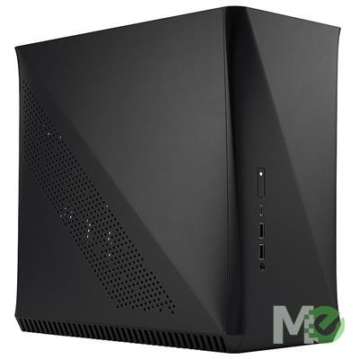 MX00112319 Era ITX Case w/ Tempered Glass, Carbon