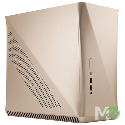 MX00112321 Era ITX Case w/ Tempered Glass, Gold