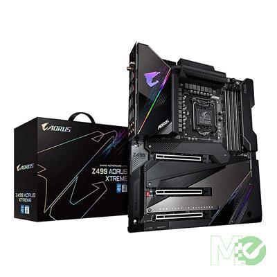 MX00112383 Z490 AORUS Xtreme w/ DDR4-5000 O.C., 7.1 Audio, USB DAC, SATA 6Gb/s, USB 3.2 Gen2, Wi-Fi 6