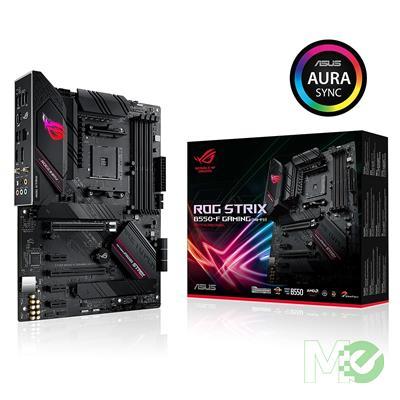 MX00112582 ROG STRIX B550-F GAMING (Wi-Fi) w/ DDR4-3200, 7.1 Audio, WiFi 6 2.5G LAN, CrossFireX