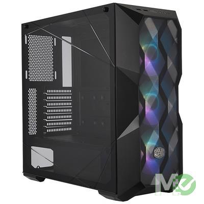 MX00112636 MasterBox TD500 Mesh ARGB ATX Case w/ Tempered Glass, Black