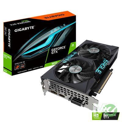 MX00112701 GeForce GTX 1650 EAGLE OC 4G PCI-E w/ HDMI, DP, DVI