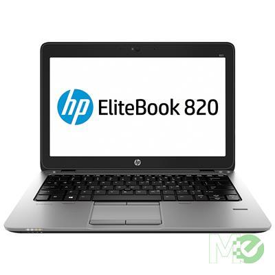 MX00112751 EliteBook 820 G1 (Refurbished) w/ Core™ i5-4300U, 8GB, 256GB SSD, 12.5in HD, Windows 10 Pro