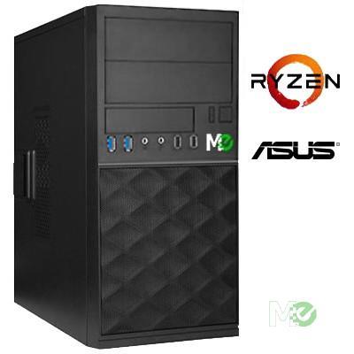 MX00112788 VT3000A Home PC w/ Ryzen™ 7 3700X, 16GB, 1TB SSD + 1TB HDD, GeForce GTX 1650, 802.11 ac, Bluetooth v4.2, Windows 10 Home