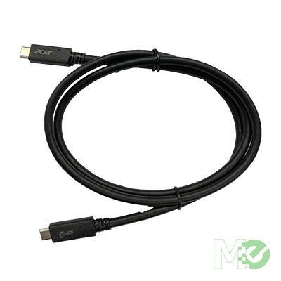 MX00112858 USB 3.1 Type-C (Gen 2) Cable for Chromebooks, 1m