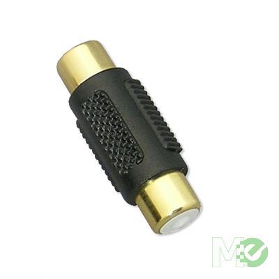 MX00112863 RCA Coupler, F/F