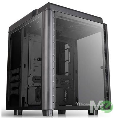 MX00112904 Level 20 HT Full Tower E-ATX Case w/ Tempered Glass Side Panels, Black