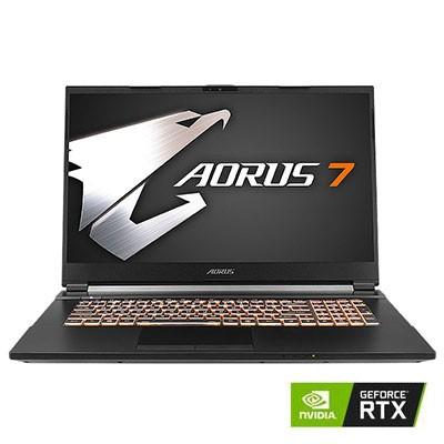 MX00113024 AORUS 7 KB-7US1130SH w/ Core™ i7-10750H, 16GB, 512GB M.2 SSD, 17.3in Full HD 144Hz, GeForce RTX 2060, Windows 10 Home