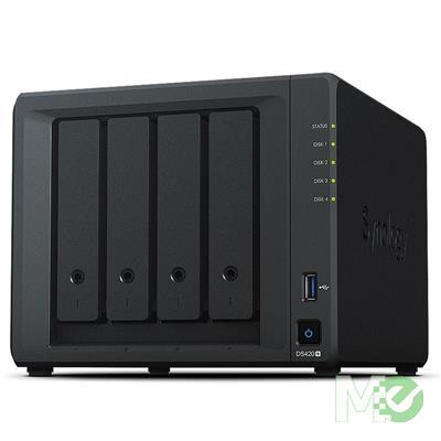 MX00113035 DiskStation DS420+ 4-Bay NAS w/ 2GB RAM