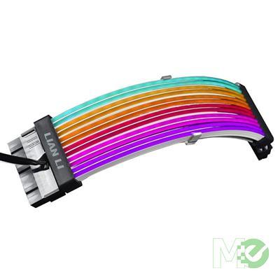 MX00113156 Strimer Plus 24-Pin Addressable RGB Extension Cable, 200mm