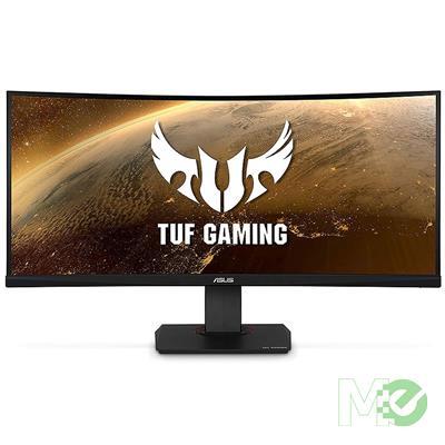 MX00113161 TUF Gaming VG35VQ 35in Curved WQHD 100Hz VA Gaming LED LCD Monitor w/ HDR10, HAS