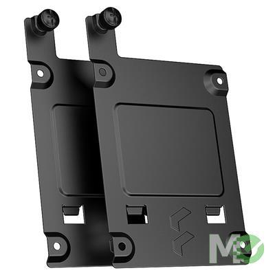 MX00113212 SSD Drive Bracket Tray Kit, Type B, Black, 2-Pack