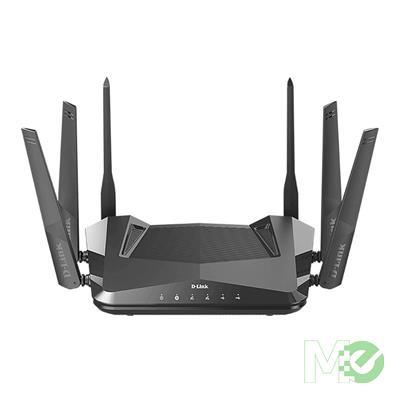 MX00113300 DIR-X4860 EXO AX AX4800 Mesh Wi-Fi 6 Router