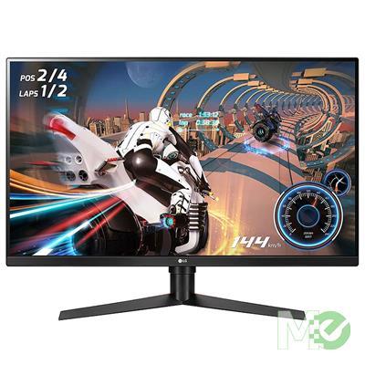 MX00113387 32GK850F-B UltraGear 32in QHD 144Hz Gaming VA LED LCD w/ FreeSync 2, DisplayHDR, HAS