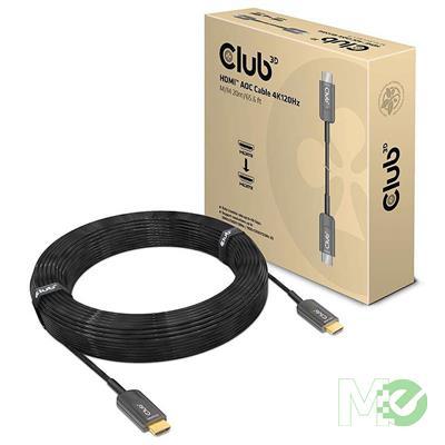 MX00113388 HDMI 2.1 4K120Hz AOC Cable, Black, 20m
