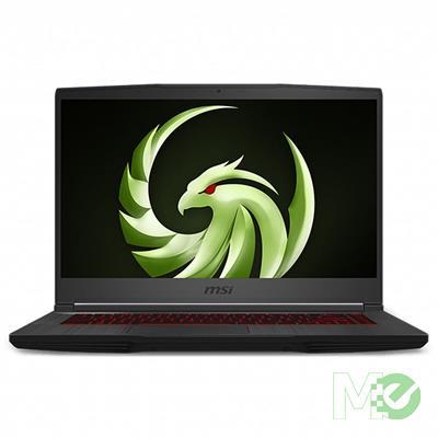 MX00113427 Bravo 15 A4DDR-073CA Gaming Laptop w/ Ryzen 5-4600H, 8GB, 512GB NVMe SSD, 15.6in Full HD, Radeon RX 5500M, Windows 10 Home