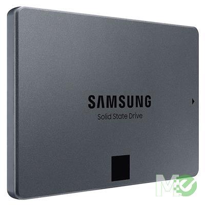 MX00113657 870 QVO SATA III 2.5in SSD, 4TB