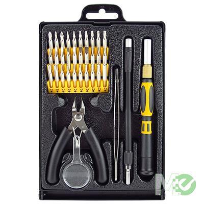 MX00113736 Precision Screwdriver Set, 35 Pieces