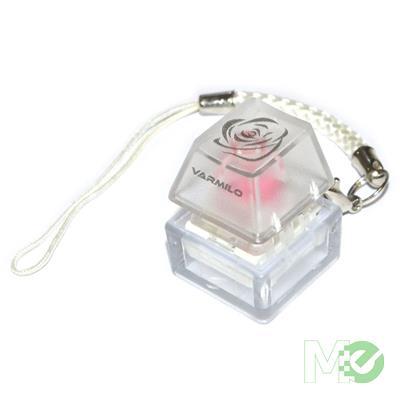 MX00113760 EC Switch Keycap Keychain, Rose Red