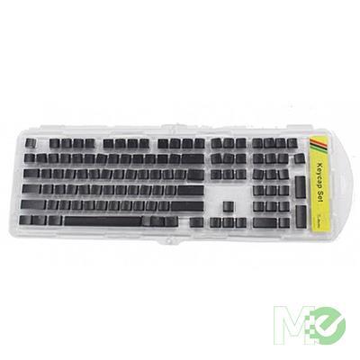 MX00113763 RGB PBT Seamless Doubleshot Pudding Keycap Set, 108-Keys