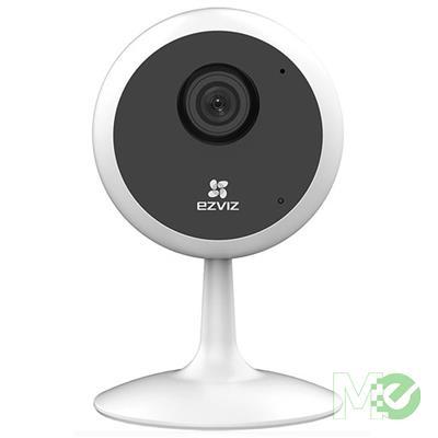 MX00113874 C1C 1080p Indoor Wi-Fi Security Camera, White