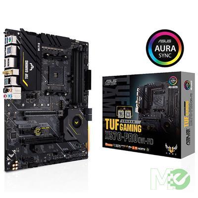 MX00114008 TUF GAMING X570-PRO (Wi-Fi) w/ DDR4-3200, 7.1 Audio, Dual M.2, 2.5G LAN, Wi-Fi 6, BT 5.1, PCI-E x16, CrossFireX