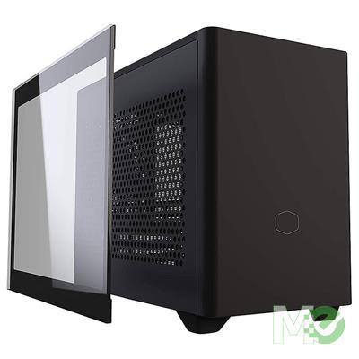 MX00114039 MasterBox NR200P Mini ITX Case w/ Tempered Glass, Black
