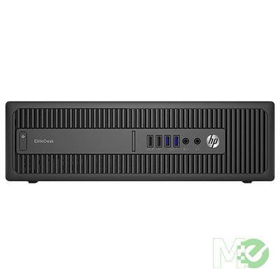 MX00114104 EliteDesk 800 G2 SFF (Refurbished) w/ Core™ i7-6700, 8GB, 512GB SSD, Windows 10 Pro