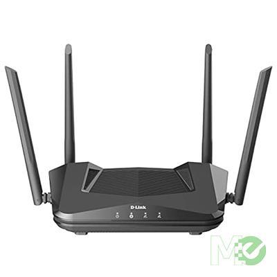 MX00114202 DIR-X1870 AC1800 Mesh Wi-Fi 6 Wireless Router