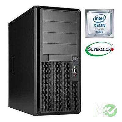 MX00114232 X_ST1200IV210 Tower Server w/ Xeon® Silver 4208, 32GB DDR4-2666 ECC Reg, 480GB Enterprise SSD - without O.S.