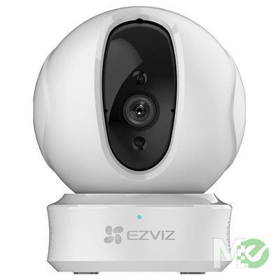 MX00114290 C6CN Pro 1080p AI-Powered Pan & Tilt Indoor Wi-Fi Security Camera, White
