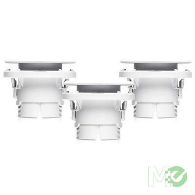 MX00114359 UniFi G3 Flex Ceiling Mount for UniFi UVC-G3-FLEX Cameras, 3-Pack