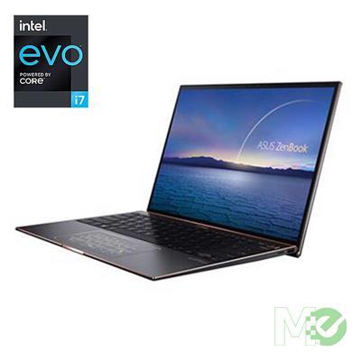 MX00114375 Zenbook S UX393EA-XB77T w/ Core™ i7-1165G7, 16GB, 1TB NVMe SSD, 13.9in 3.3K Touch, Win 10 Pro, Intel Evo Platform