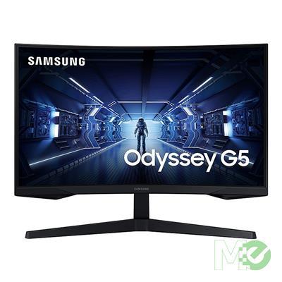 MX00114400 Odyssey G5 27in Curved WQHD 144Hz VA  1ms Gaming Monitor