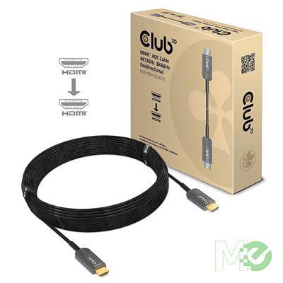 MX00114436 HDMI AOC 4K120Hz 8K60Hz Uni-directional Cable, M/M, 10m