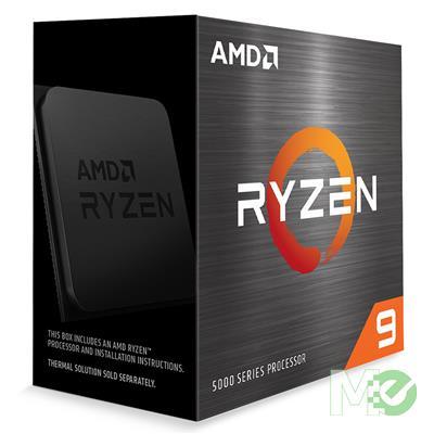 MX00114451 Ryzen™ 9 5900X Processor, 3.7GHz w/ 12 Cores / 24 Threads