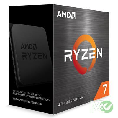 MX00114452 Ryzen™ 7 5800X Processor, 3.8GHz w/ 8 Cores / 16 Threads