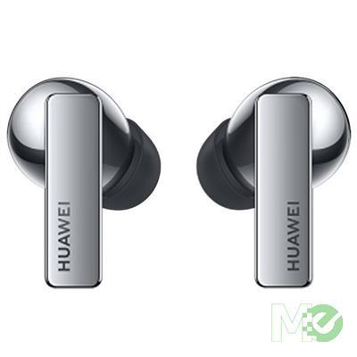 MX00114542 FreeBuds Pro, True Wireless Stereo, Intelligent Noise Cancellation, Dual Device, Silver Frost  (Canada Warranty)