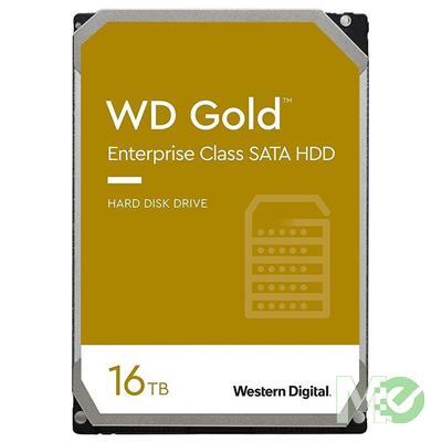 MX00114768 16TB Gold Enterprise Hard Drive, SATA III w/ 512MB Cache