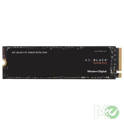 MX00114896 WD_BLACK SN850 NVMe M.2 PCI-E v4.0 x4 SSD, 2TB