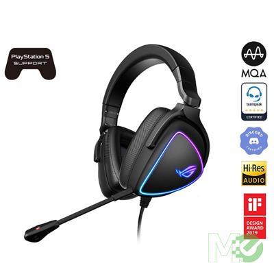 MX00114984 ROG Delta S RGB USB-C Gaming Headset, Black