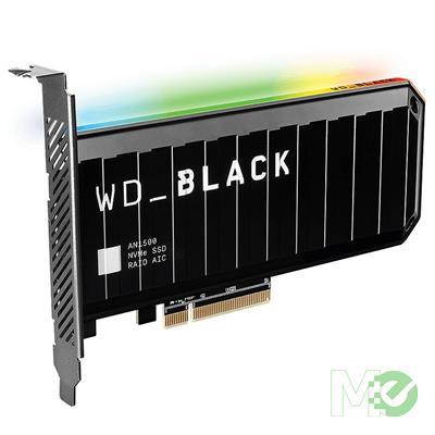 MX00115057 WD_BLACK AN1500 NVMe SSD Add-In-Card, 4TB
