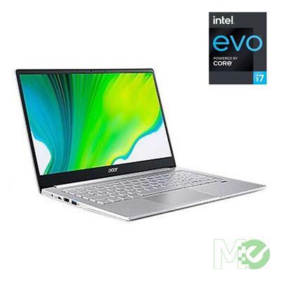 MX00115059 Swift 3 SF314-59-769R w/ Intel Evo platform Core™ i7-1165G7, 8GB, 512GB SSD, 14in Full HD, Windows 10 Home
