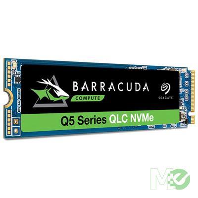 MX00115316 BarraCuda Q5 M.2 NVMe PCIe Gen3 x4 SSD, 500GB