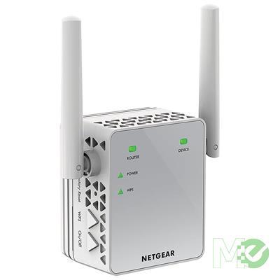 MX00115327 EX3700 AC750 Dual Band Wi-Fi Range Extender