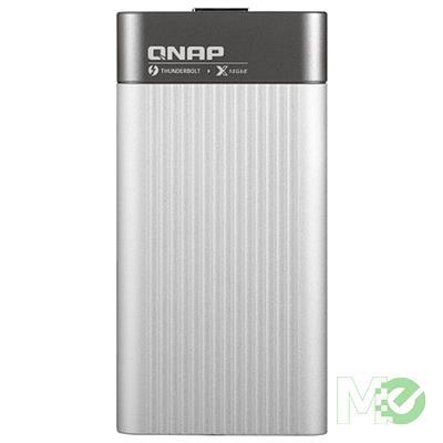 MX00115346 Thunderbolt 3 to 10GbE Single Port Adapter (QNA Series)