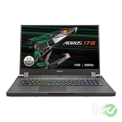 MX00115378 AORUS 17G XC-8US6430SH w/ Core™ i7 -10870H, 32GB, 512GB, 17.3n FHD 300Hz, GeForce RTX 3070, Win 10 Home