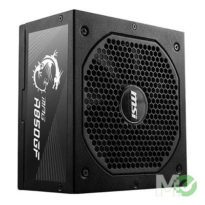 MX00115410 MPG A850GF, 850W ATX 80 PLUS Gold Certified, Fully-Modular, Flat Black Cables, 10 Year Warranty